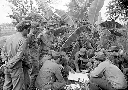 a history of bay of pigs the failure of the invasion of cuba On april 17, 1961, 1,511 cuban exiles in the us-backed brigade 2506 landed on cuba's shores at the bah a de cochinos--the bay of pigs their brief invasion.